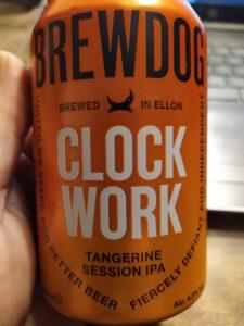 Brewdog Clockwork Tangerina - Foto von Peter Z.