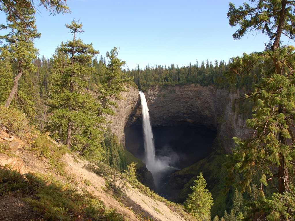 Helmcken Falls - Kanada - Foto von Thomas Witzer